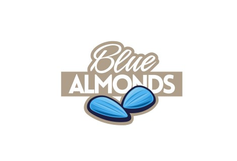 Blue Almonds